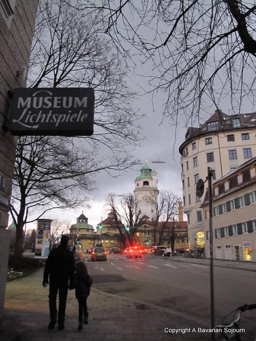 The Deutsches Museum