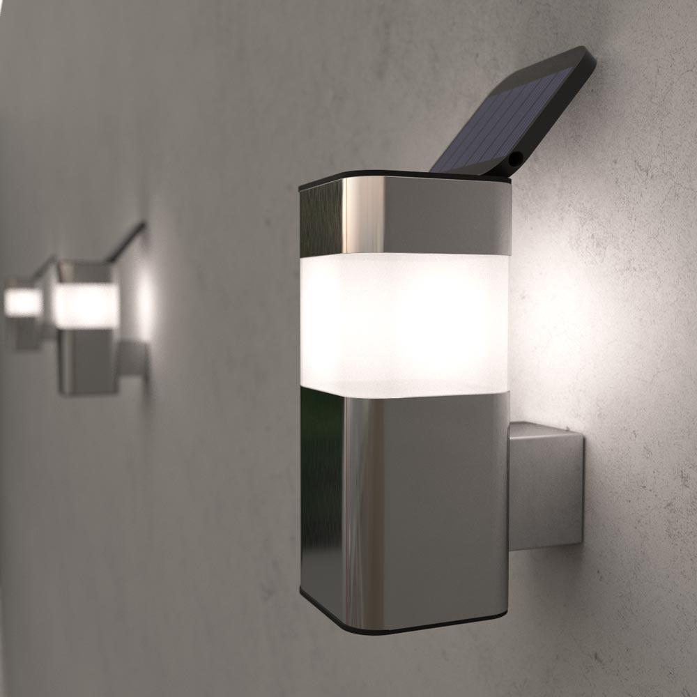 Kodiak Mini Solar Wall Light: Solar Lights & Solar
