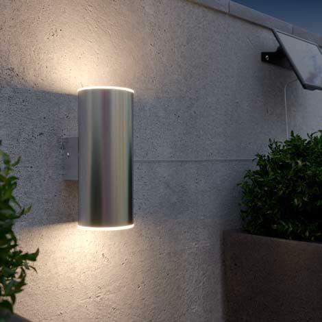 Chester Up & Down Solar Wall Light: Solar Lights & Solar