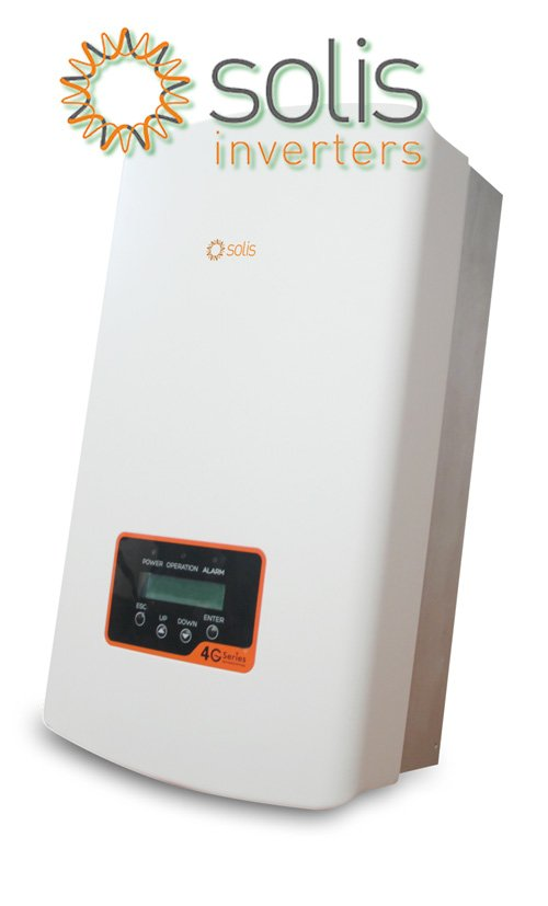 Solis 3 6Kw 4G Inverter - Dual MPPT - Single Phase