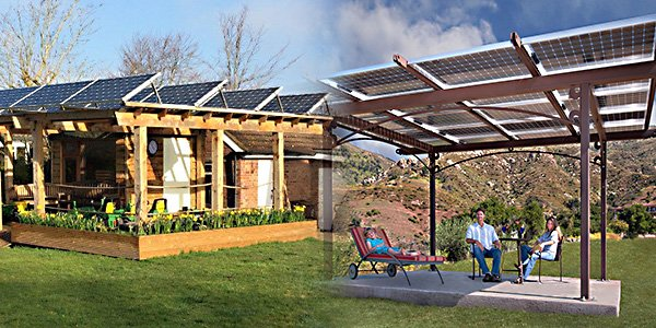 Summer House Solar Panel Kits Available Online Now