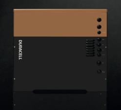 Social Energy Duracell Battery