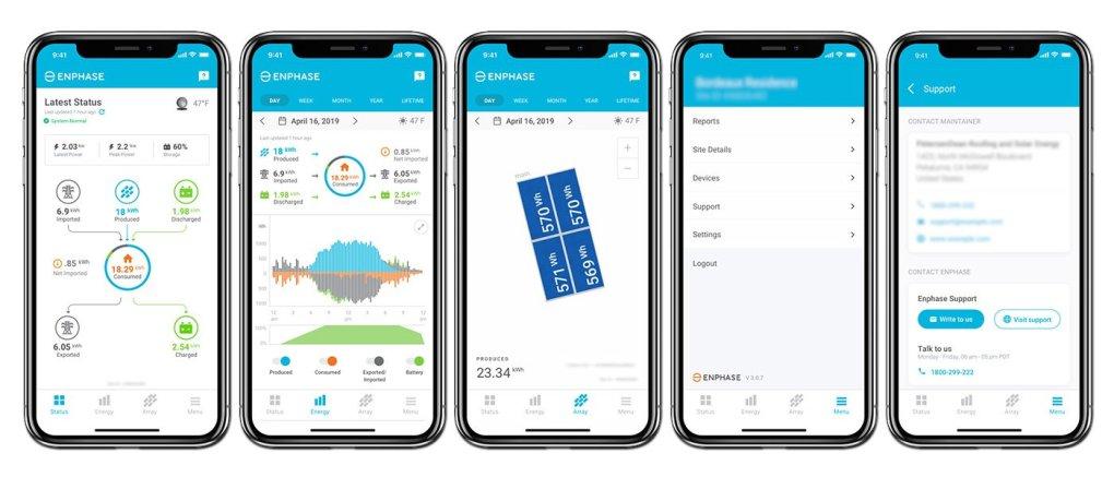 enlighten mobile app