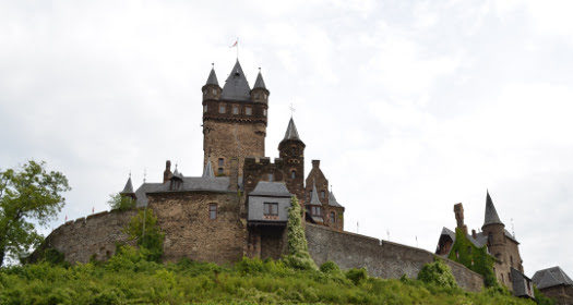 Cochem castle the-solivagant-soul