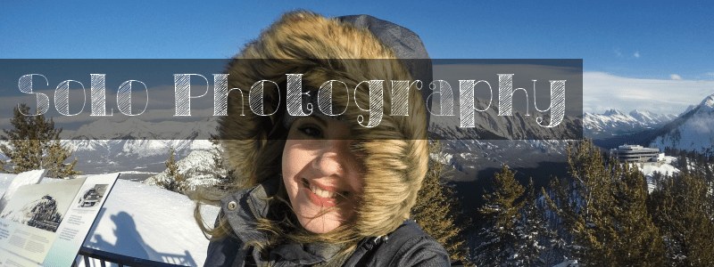 Solo photography, or how to get nice pictures on your own | The Solivagant Soul