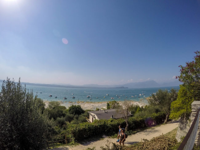 Sirmione del Garda, heaven in Lombardy | The Solivagant Soul | Italy | Daytrip | Lombardy | Lake Garda | Lake