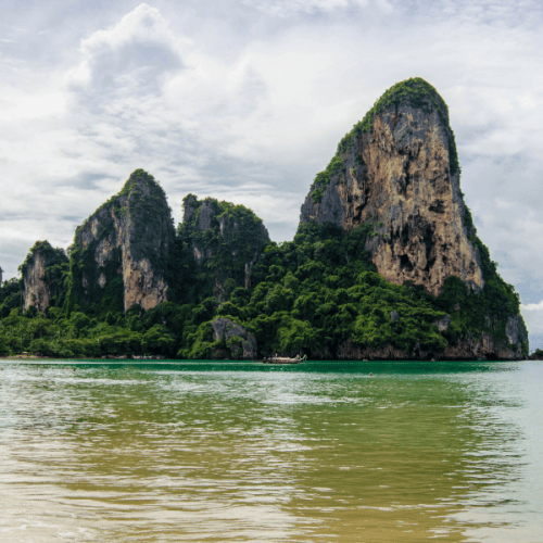 Railay Beach in Krabi Thailand and the Phra Nang Princess Cave or Phallic Cave - The Solivagant Soul