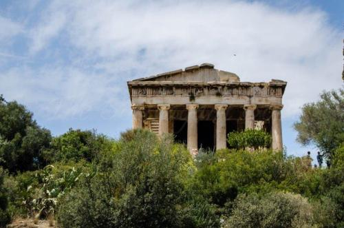 Acropolis of Athens - The Solivagant Soul