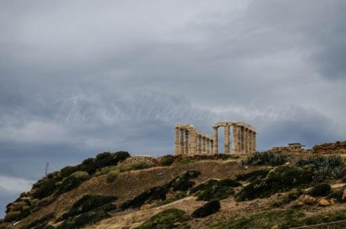 Poseidon Temple - The Solivagant Soul