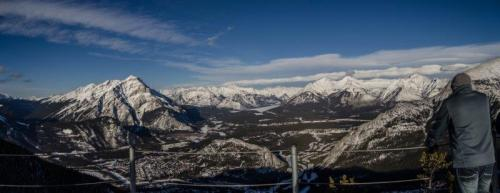Banff Gondola in Winter - Photo Gallery | The Solivagant Soul