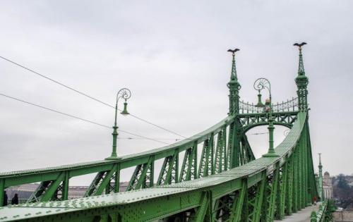 Liberty Bridge   Photo Journal: Budapest, a pearl in the Danube   The Solivagant Soul