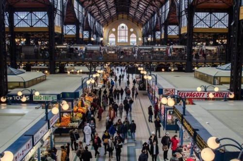 Great Market   Photo Journal: Budapest, a pearl in the Danube   The Solivagant Soul