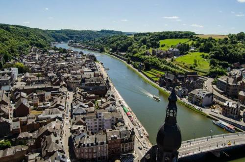 Views from the Citadele | Dinant, a little town in Belgium | The Solivagant Soul