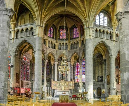 Church of our Lady  | Dinant, a little town in Belgium | The Solivagant Soul