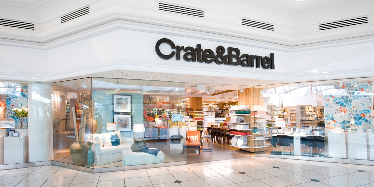 Crate  Barrel  Somerset Collection
