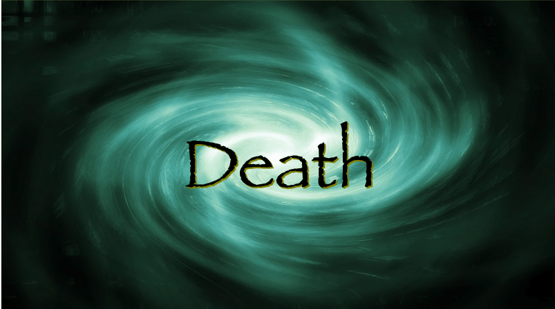 death is not real
