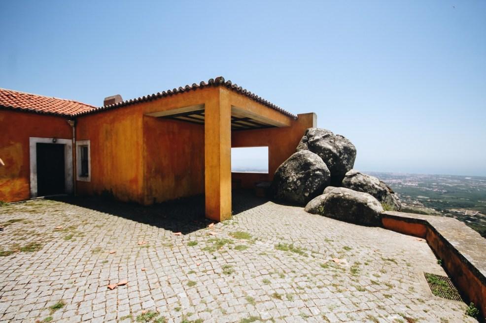 Aussichtspunkt Sintra National Park