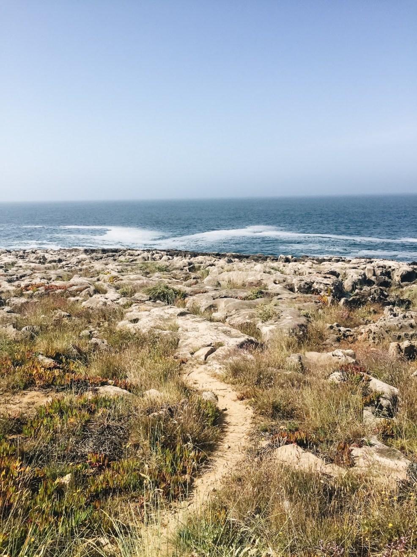 Meer nahe Lissabon