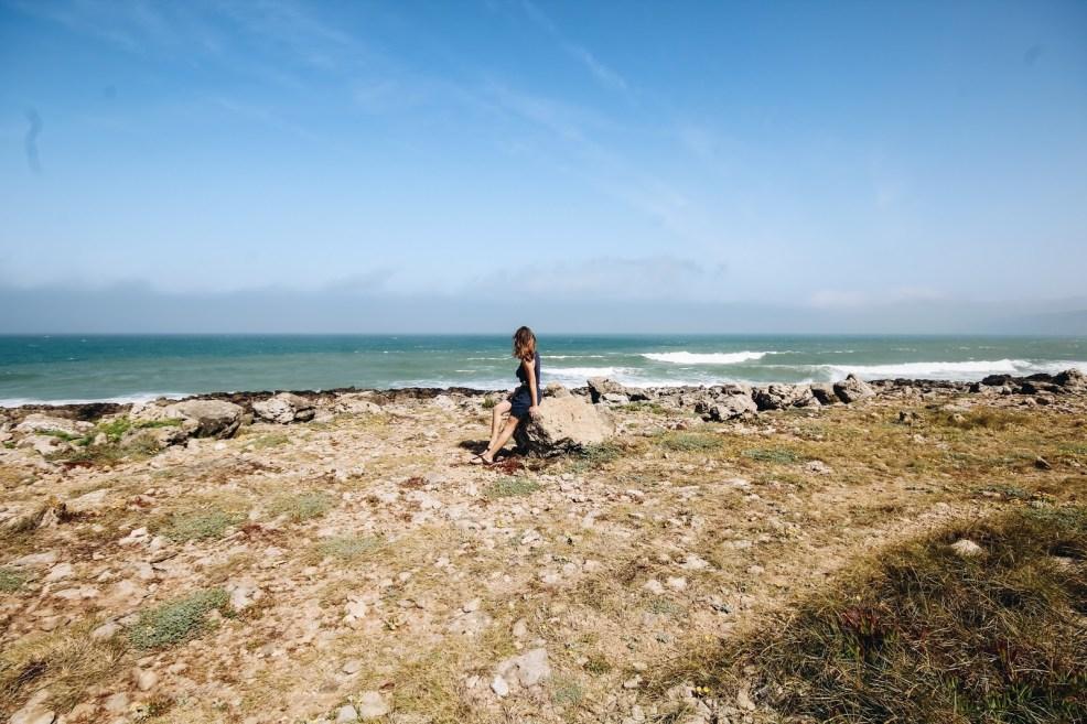 Meer nahe Lissabon, unser Roadtrip