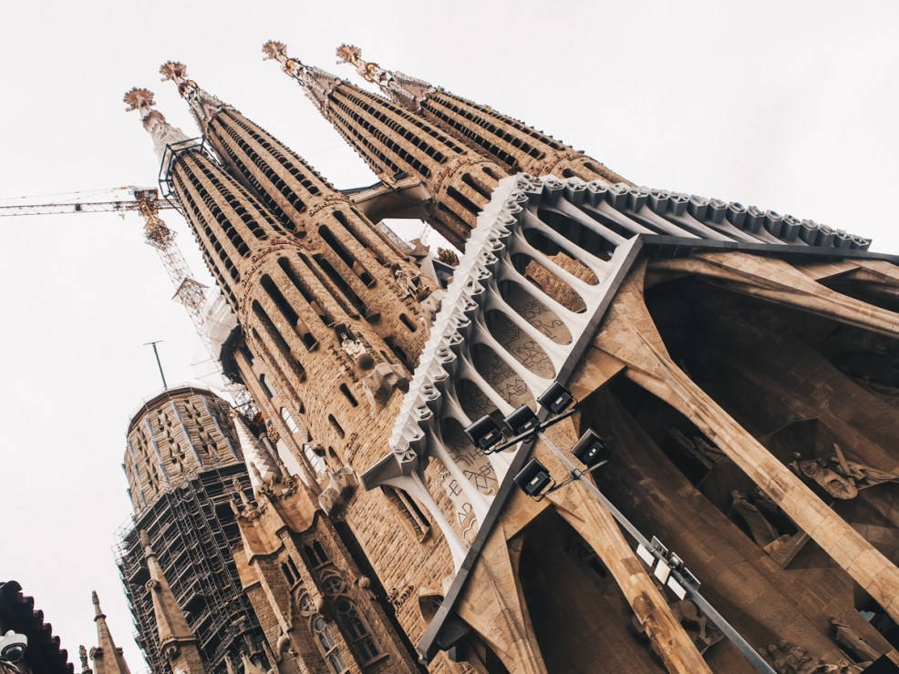 Sagrada Familia Barcelona Highlights Sophisticated Sisters Lifestyle Travel Blog Vienna