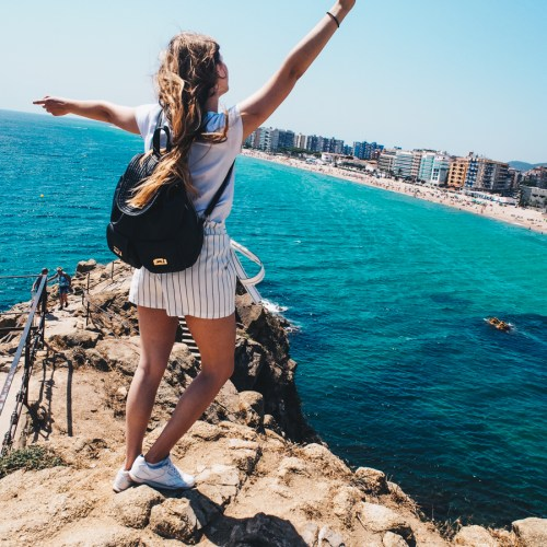 blanes strand barcelona sophisticated sisters lifestyle travel vienna austria