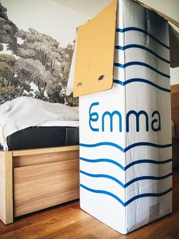 Meine Erfahrungen mit der Emma Matratze: Eva vom Blog Sophisticated Sisters stellt euch die Boxspringmatratze made in Germany vor.