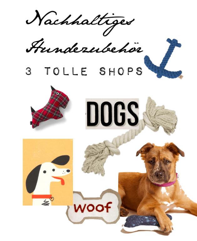 Nachhaltiges Hundezubehör 3 tolle Shops Sophisticated Sisters Lifestyle Blog Vienna Austria Wien