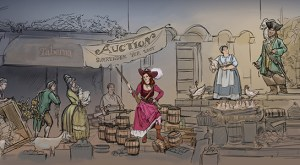 Changes Coming to Pirates of the Caribbean