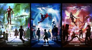 Marvel Land coming to Disney California Adventure in 2020