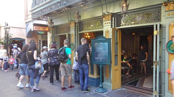 Disneyland Resort, Disneyland, New Orleans Square, Blue Bayou