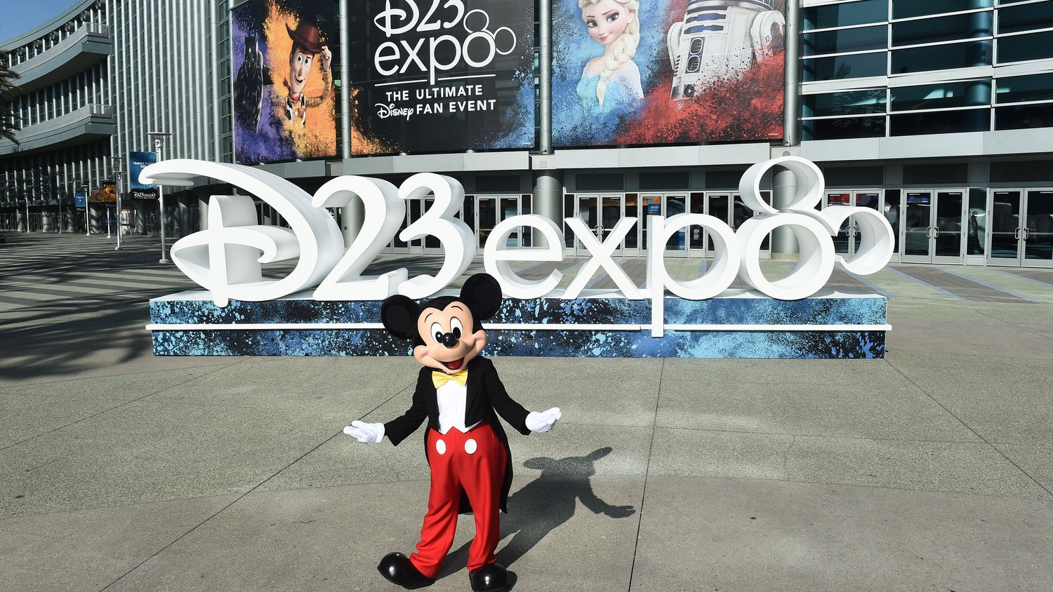 The 2019 D23 Expo.