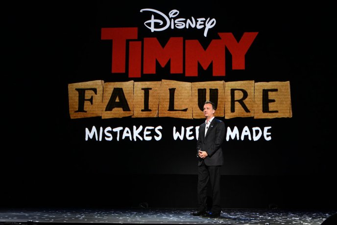 Timmy Failure: Mistakes Were Made is a new movie coming to Disney+ November 2019. It is based on the popular novel of the same name.
