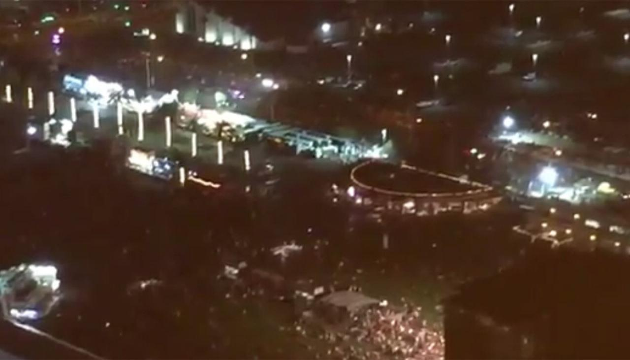 Several Shot At Country Music Festival In Las Vegas