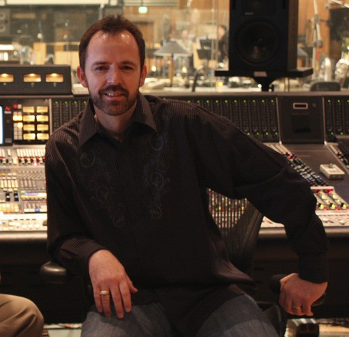 Video game music composer Chance Thomas, who resides in Bountiful. Courtesy Image