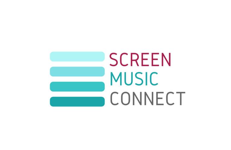 screen music connect logo