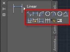 AutoCAD Tool Palettes