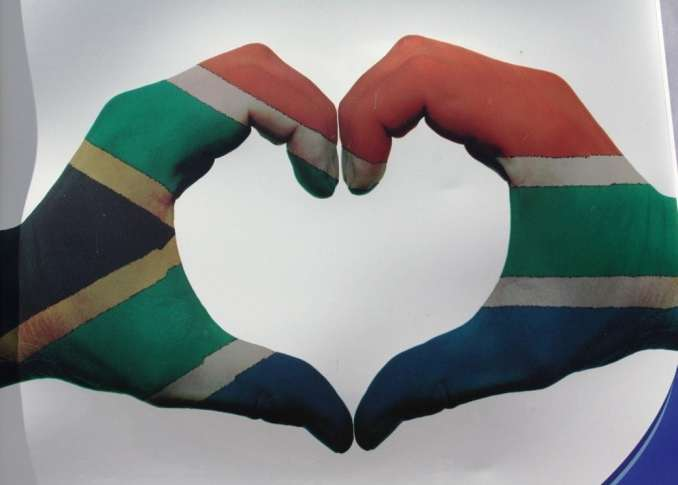 South Africa good news