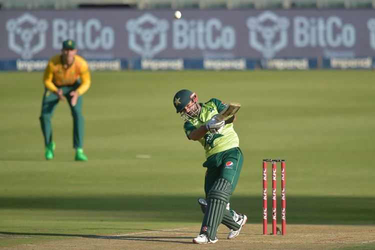 Proteas vs Pakistan: Rizwan steers tourists to highest T20 ...