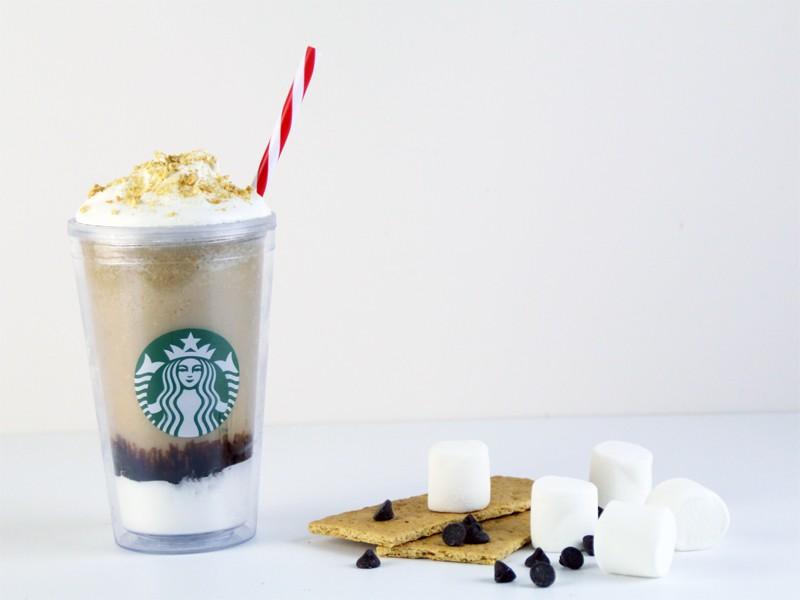 Red Velvet Frappuccino Starbucks