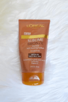 Affordable Sunless Tanner Review