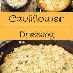 Cauliflower Dressing