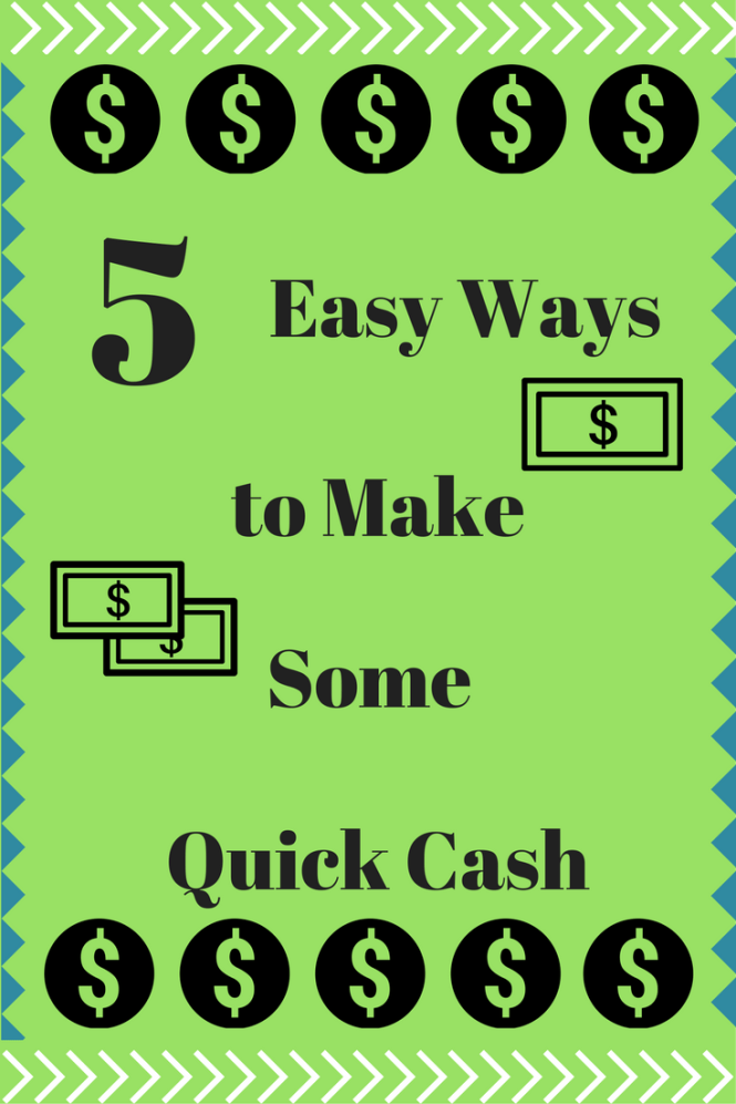 5 easy ways to make some quick cash   the southern magnolia
