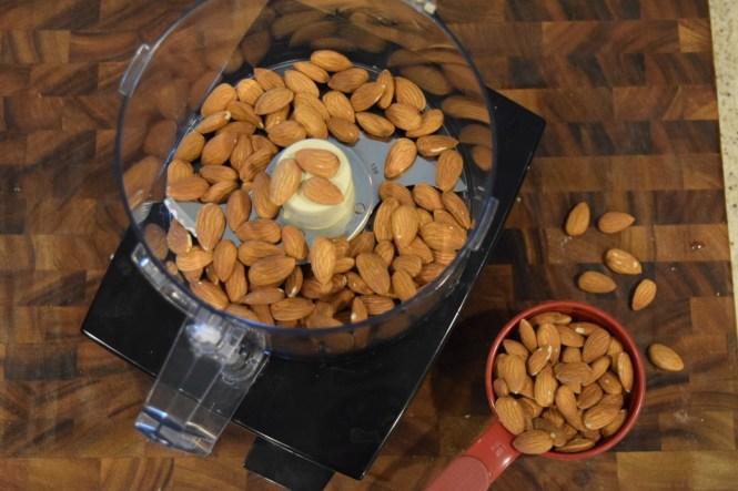 DIY Almond Butter