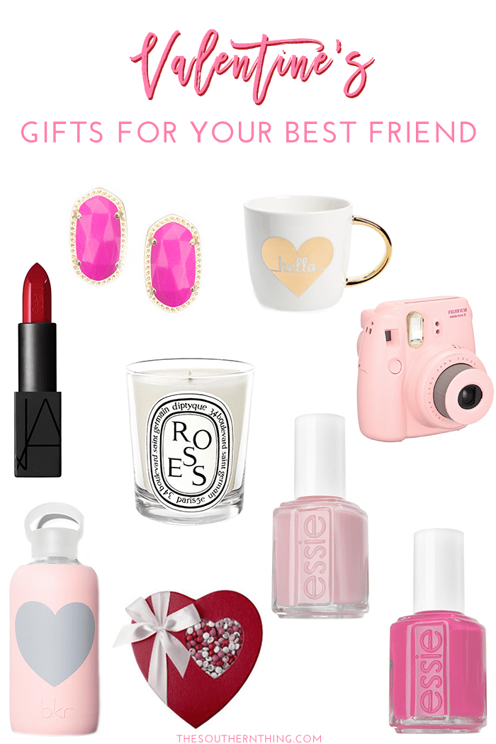 Valentines Gifts For Your Best Friend The Southern Thing