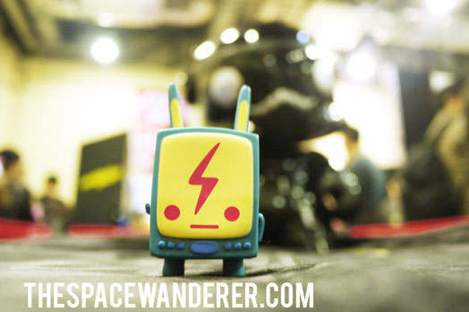 Wandering to The Jakarta Toys and Comic Fair 2014