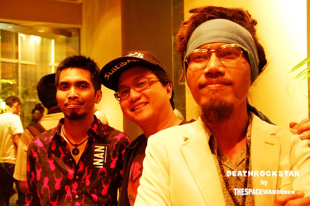 Alung, Wenz and Dangki