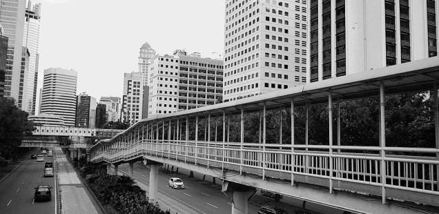 Salah satu sudut kota yang menyenangkan untuk difoto. 30 Juli 2014