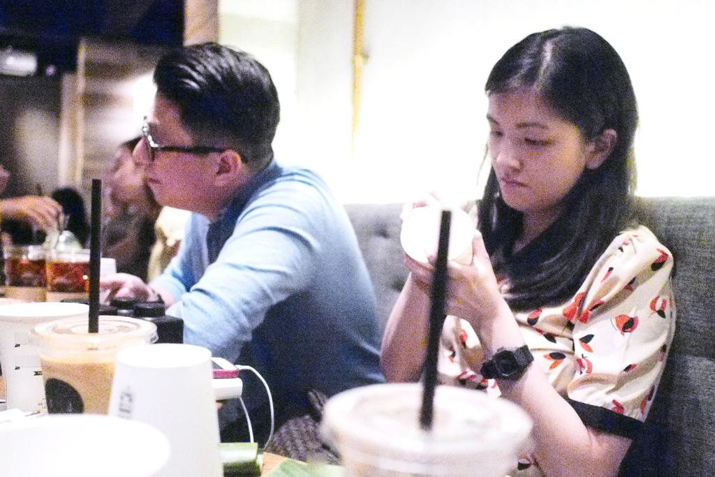 Budi Tandiono and Dewi Sastra