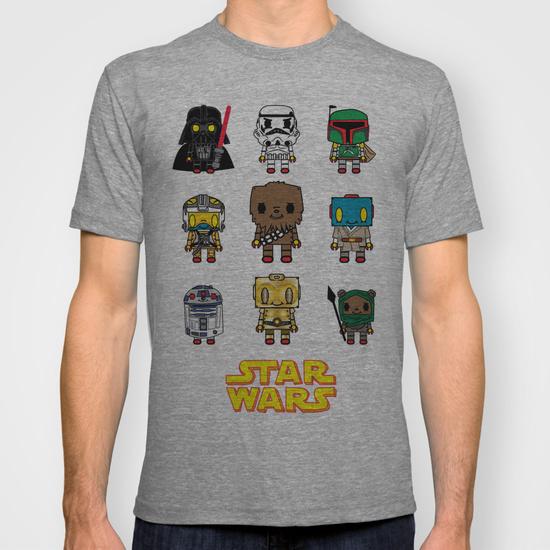 T-shirts Parade