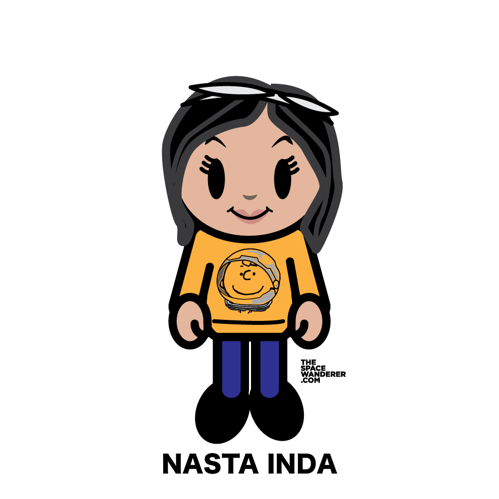 Nasta Inda A perfect example of Pisces kind of girl.